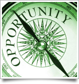 View the current Opportunity for what it is.